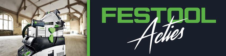 Festool Acties