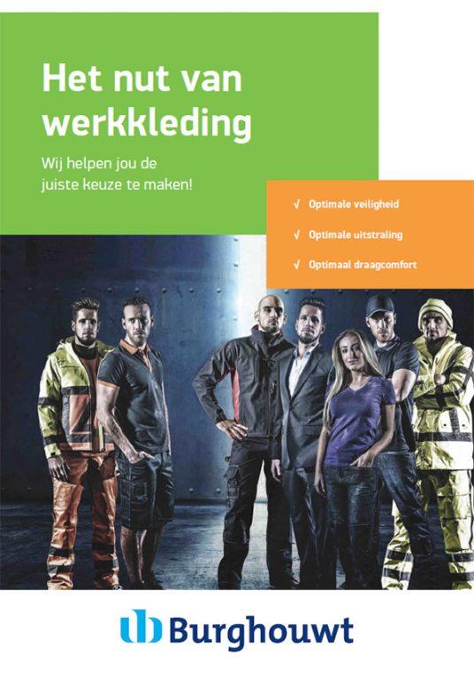 Werkkleding Brochure