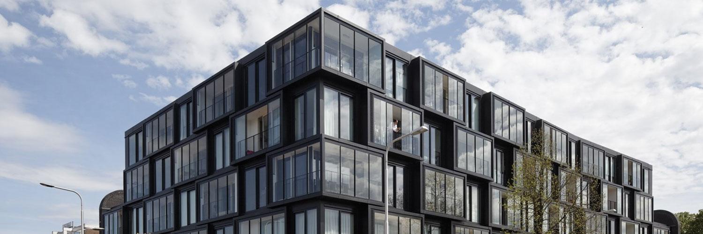 Comfortabele appartementen met wintertuin