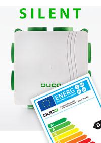 Energielabels Ducobox Silent