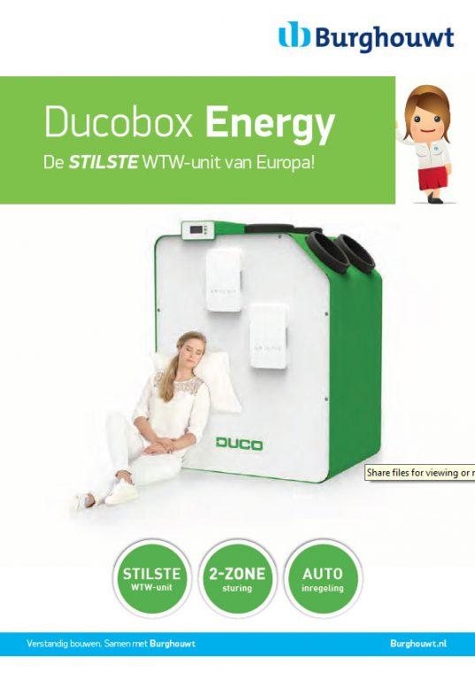 De DucoBox Energy