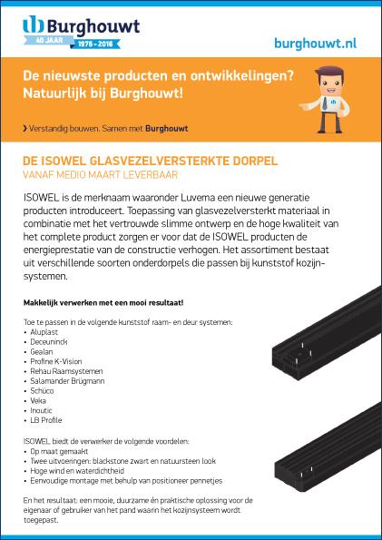 Isowel - Burghouwt