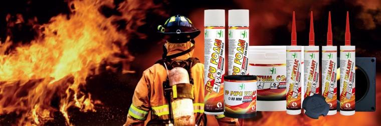 Passieve Brandprotectie