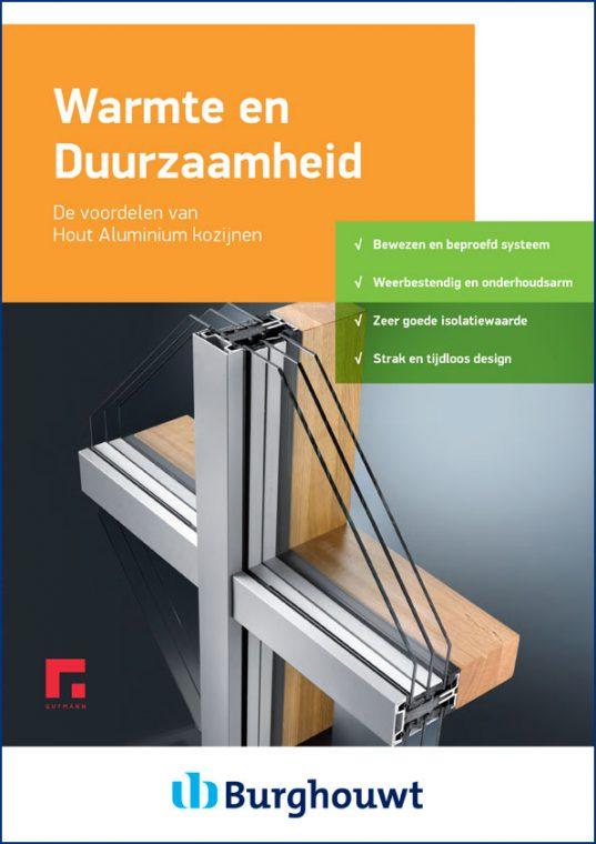 Brochure Hout / Aluminium Kozijnen