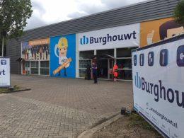 Pop-up store werkkleding Arnhem