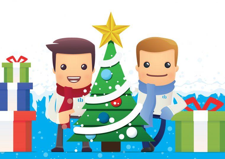 Openingstijden kerstperiode