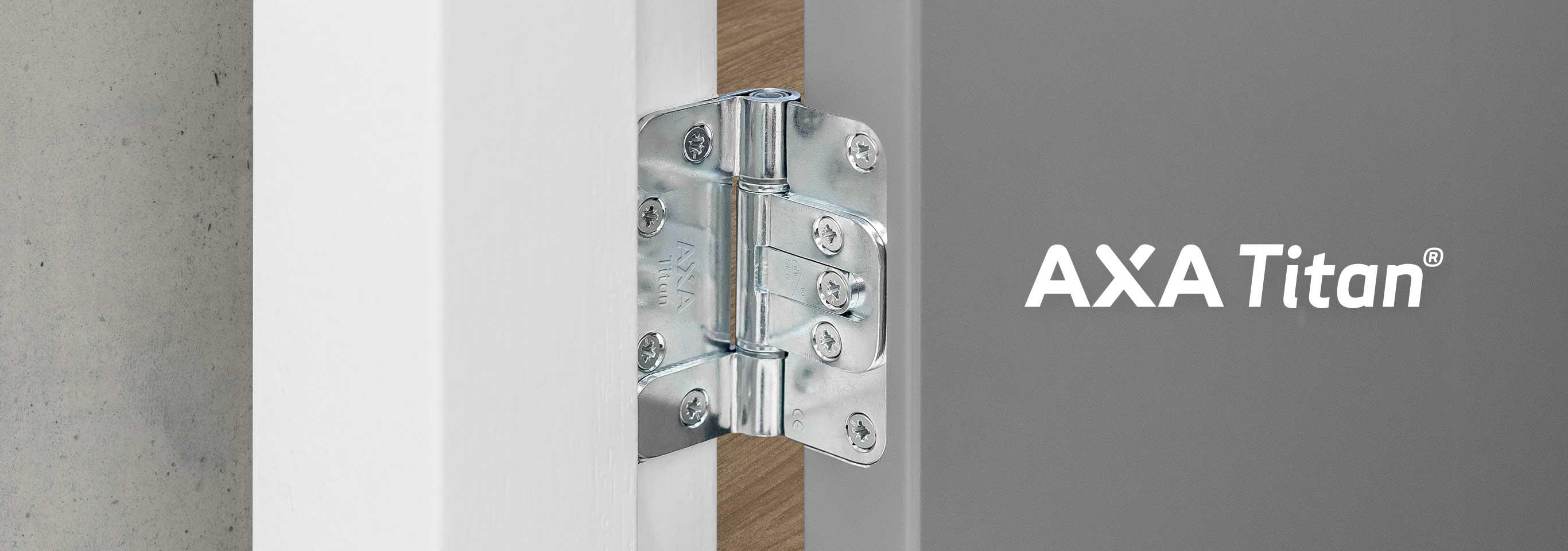 AXA Titan® De nieuwe generatie scharnieren