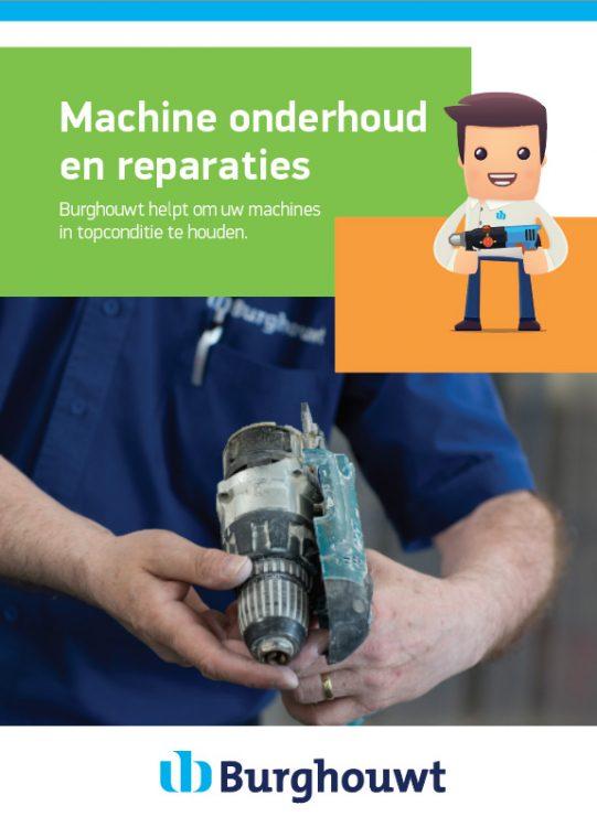 Onderhoud & reparatie leaflet